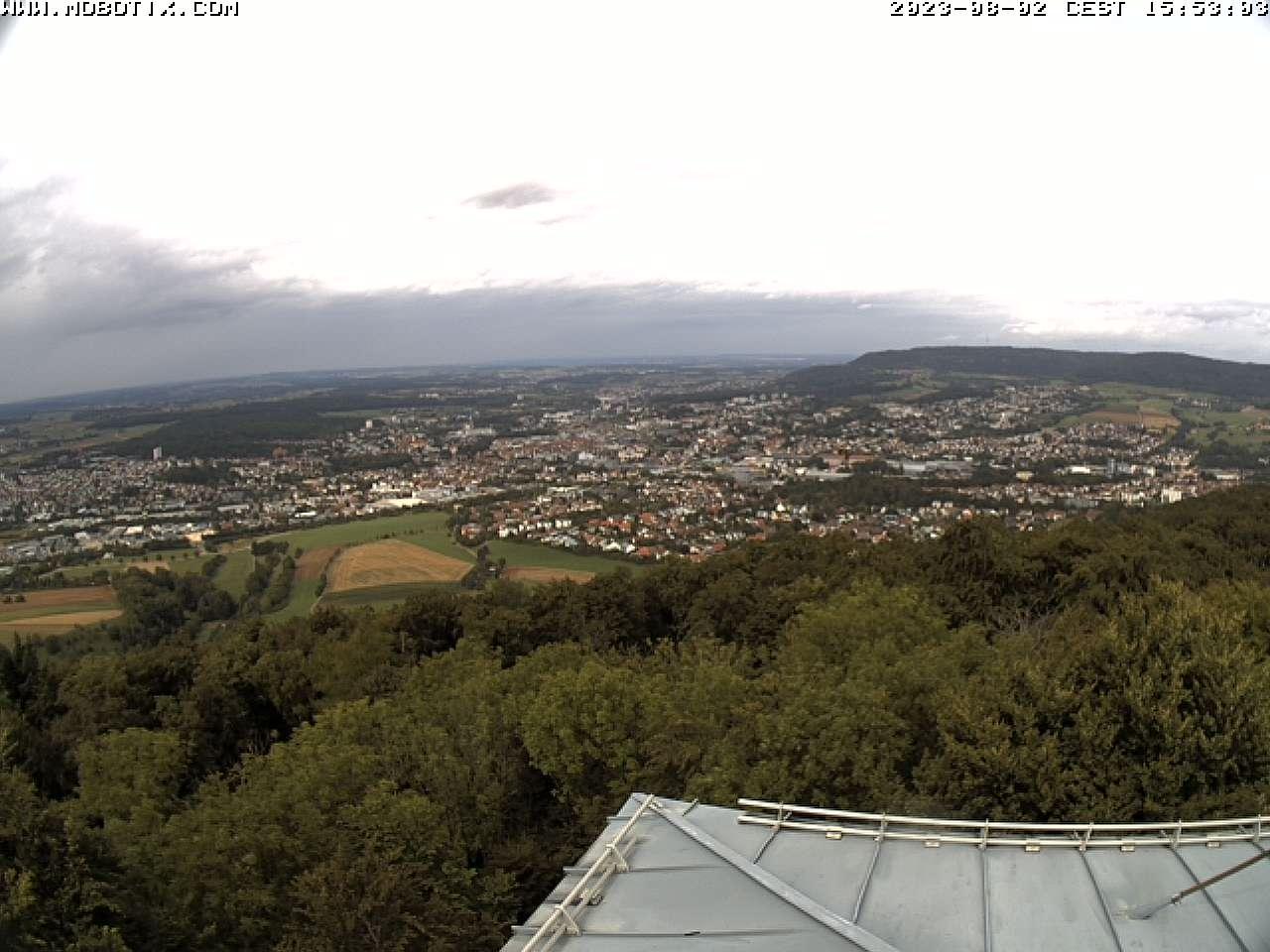 Webcam Skigebiet Aalen - Hirtenteich Panorama - Schw�bische Alb